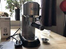 DeLonghi EC 680.M Premium Pump Coffee Machine - Silver