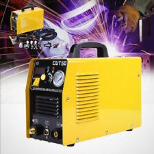 CUT50 Découpeur Cutter Plasma de Coupe d'air Soudage Inverter Souder 10mm