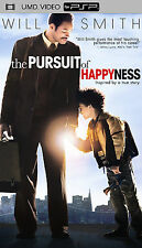 Sony PlayStation Portable PSP UMD Movie Video The Pursuit of Happiness w/case