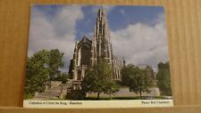 Postcard Unposted, Canada, Spectator, Hamilton, Cathedral of Christ the King