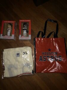 Houston Astros 2020 SGA (Jersey & Bobbleheads)