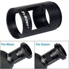 SVBONY Full Metal Photography Sleeve M42 Thread for Landscape Lens Spotting Scop