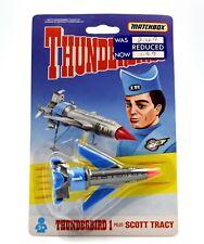 Matchbox Thunderbirds - Thunderbird 1 Vehicle (Pilot : Scott Tracy)