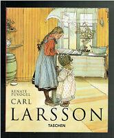 CARL LARSSON - AQUARELLE und ZEICHNUNGEN