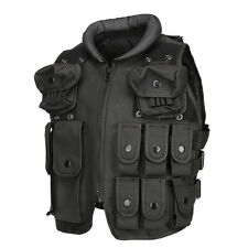 Youth Size Yong Children Tactical Vest Kid Protection Gear Combat Airsoft