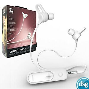 iFrogz Sound Hub Sync Earbuds Bluetooth Headset Wireless Headphones - Exercise