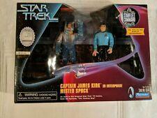 Captain Kirk Interphase Tholian Web Mr. Spock Playmates Star Trek Target exclusi