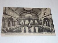 CPA MARKIRCH bain municipal SAINTE Ste MARIE AUX MINES cellarius ALSACE piscine