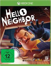 Microsoft Xbox - One XBONE Spiel Hello Neighbor