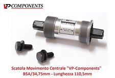 "0430 Scatola Movimento Centrale ""VP"" 110,5mm-BSA per bici 26-28 Fixed Scatto Fis"