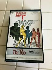 """SIDESHOW Agent 007 James Bond: Dr. No Sean Connery 12"""" Action Figure Collector"""