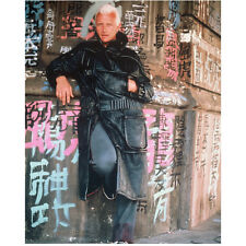 Blade Runner Rutger Hauer as Roy Batty against wall 8 x 10 Inch Photo