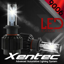 XENTEC LED HID Headlight kit 388W 38800LM 9006 6000K for 1997-2002 Saturn SC2