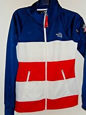 The North Face Womens RU-14 RU14 Olympic Village Cadet Jacket S Small Sochi