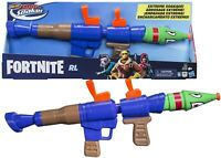NERF Fortnite RL Super Soaker Water Blaster Ages 6+ Toy Play Gun Fire