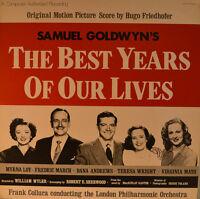 "East - Soundtrack - the Best Years of Our Lives - Hugo Friedhofer 12 "" LP (L858)"