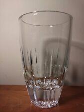 Crystal Contemporary Vase (Very Heavy)