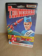 THUNDERBIRDS 3  MATCHBOX 1992   Alan Tracy Fusée