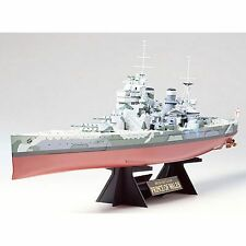 Tamiya 1/350 Prince of Wales Battleship plastic model TAM78011