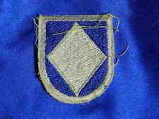 Original US Army 18th Corps XVIII Beret Patch VT0006