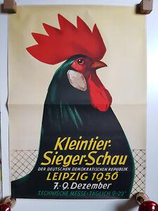 Kleintier-Sieger-Schau Leipzig 1956