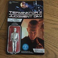Terminator 2 T-1000 Metallic ReAction Figure