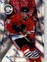 1997-98 Pinnacle Totally Certified Platinum Red Alexei Zhamnov 5599/6199 #101