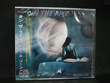 ON THE RISE Dream Zone + 1 JAPAN CD Journey Two Fires Toto Styx Care Of Night
