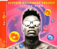 Captain Hollywood Project Maxi CD Flying High - Germany (EX+/EX+)