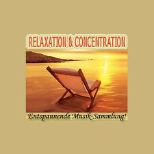 Relaxation and Concentration - Entspannende Musiksammlung  - Master Reseller