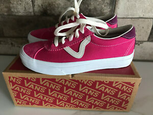 Vans Off the Wall Retro Sport Shoes 5.5