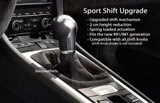Porsche Factory Short Shift Kit - 991 981 Carrera Boxster Cayman