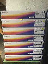 New Listinglot Of 7 Total Nib Xerox 6655 Compatible Media Sciences Toner 5black 2yellow