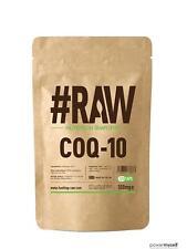 #RAW Ultra CoQ-10 98% (120 x 100 mg Capsules)