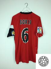 Mallorca BORJA #6 *MATCH ISSUE* 05/06 Home Football Shirt (XL) Soccer Jersey