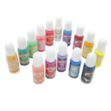 Pigment Couleur Résine Epoxy Liquide Colorant Pour Création Résine UV 10 ML