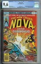 Nova #3 CGC 9.6 1st App Diamondhead