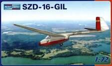 SZD 16 GIL (BULLFINCH) SAILPLANE/GLIDER 1/72 PZW (pzl)