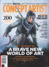 Concept Artist Magazine Issue 03 The Best Digital Art Film And Games ImagineFX