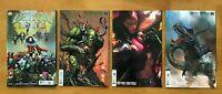 Dark Nights Death Metal 6 Capullo, Finch, Lau, Parrillo Covers  DC Comics NM+