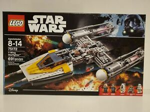 LEGO Star Wars (75172) Y-Wing Starfighter - New in Sealed Box!