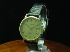 Condor 115 14kt 585 Gold Gelbgold Automatic Herrenuhr HAU Armbanduhr