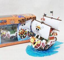 One Piece Anime Manga Collezione Barca Pirata Thousand Sunny 25CM Serie TV