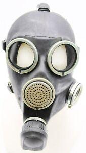 WW2 Gas Mask GP-7 ONLY Soviet Russian NEW VINTAGE GENUINE RETRO USSR black