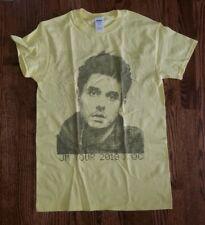 John Mayer Online Ceramics 2019 Tour T-Shirt | Yellow Face | M |100% Authentic!