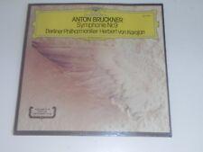 Anton Bruckner Symphonie Nr. 9  Herbert von Karajan Erstausgabe Still Sealed LP