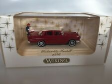 1:87 H0 Wiking Mercedes Benz 220 Christmas  Wheinachts 1996