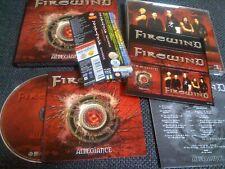 FIREWIND, GUS G , OZZY / allegiance /JAPAN LTD CD OBI slipcase, sticker