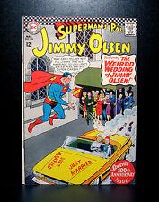 COMICS: DC: Superman's Pal: Jimmy Olsen #100 (1967), Anniversary Issue - RARE