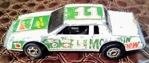 VTG hot wheels racing stocker Mattel 1978   # 11 Mountain Dew